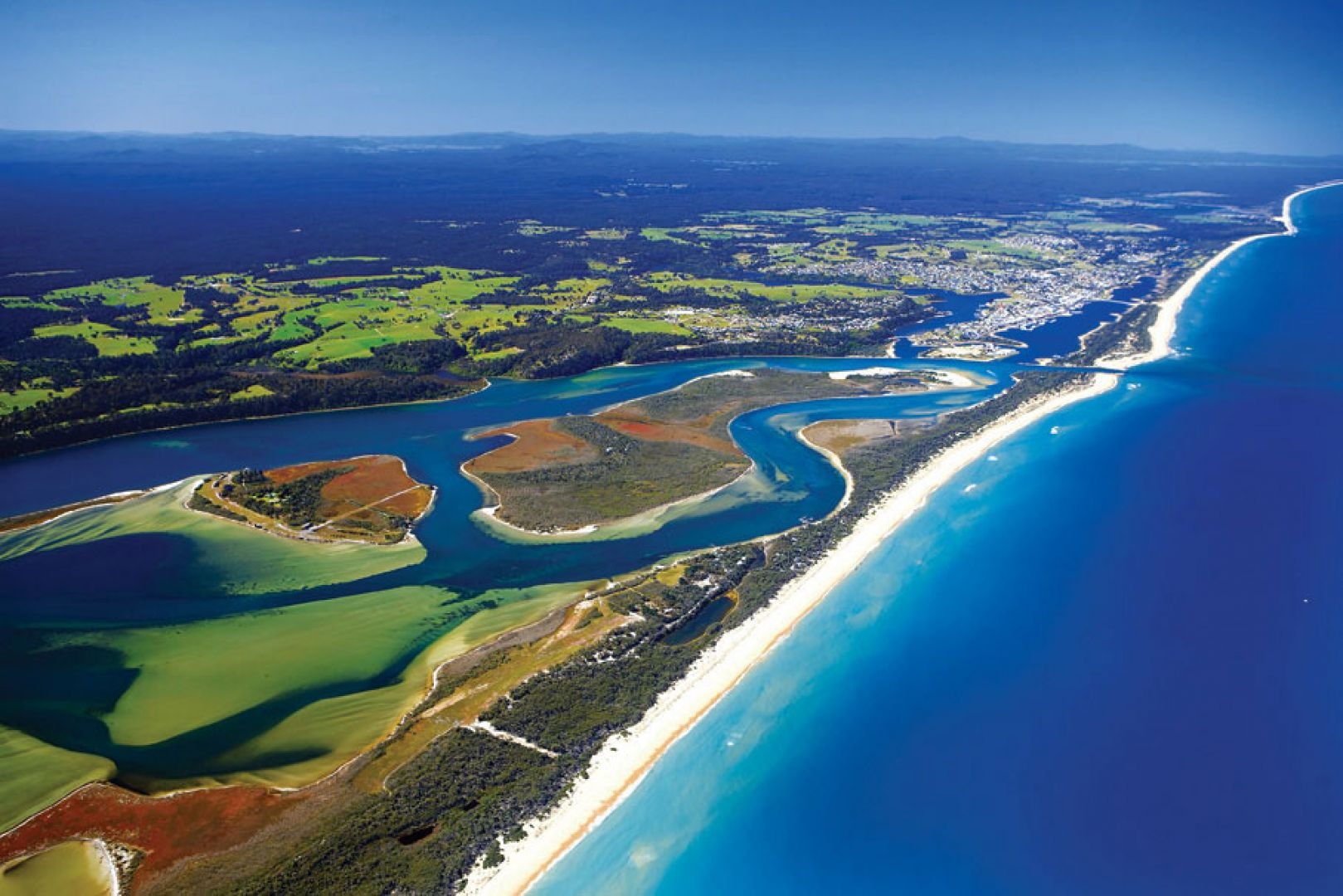 The Gippsland Lakes
