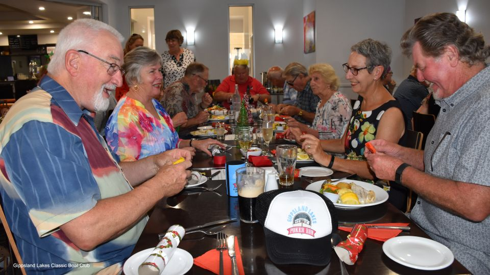 End of year Christmas party 2018 - Bairnsdale Club