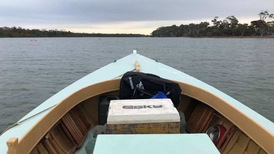 Small boat overnight camping trip Saturday 23rd February 2019