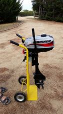 Mariner 3.3 hp short shaft 2 stroke (As new) (Sold)