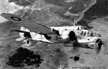 Search for Bristol Beaufort A9-143 Wreck Sunday July 30th 2017