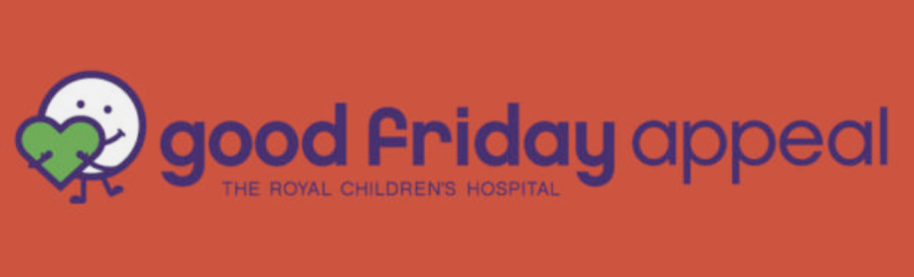 "GLCBC supports ""Good Friday appeal"" Royal Children's Hospital 2018"