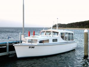Avonia XY245 Ronstan Timber Cruiser Built 1960