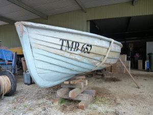 TMB652 Clinker Workboat (SOLD)